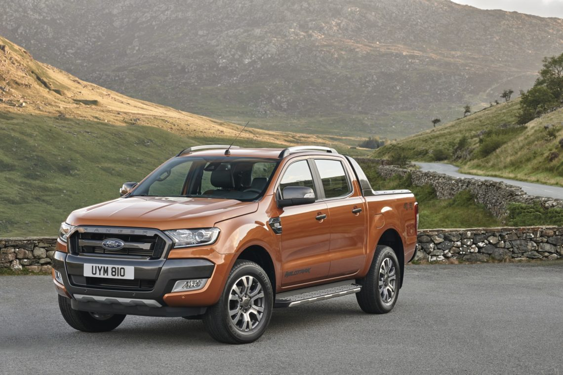 Ford Ranger 2015 IAA