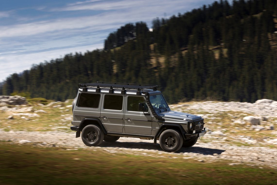 Mercedes G Amg Occasion