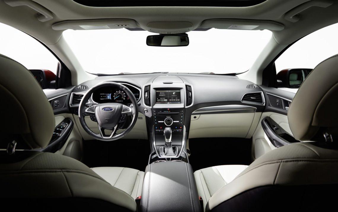 Xschweiz News Der Neue Ford Edge Das Premium Suv Ist In