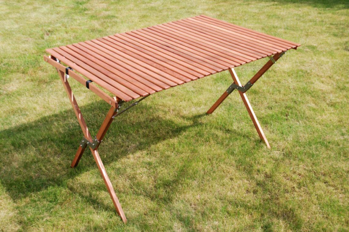 Campingtisch Holz.4x4schweiz Marktplatz Camping Tisch Aus Holz
