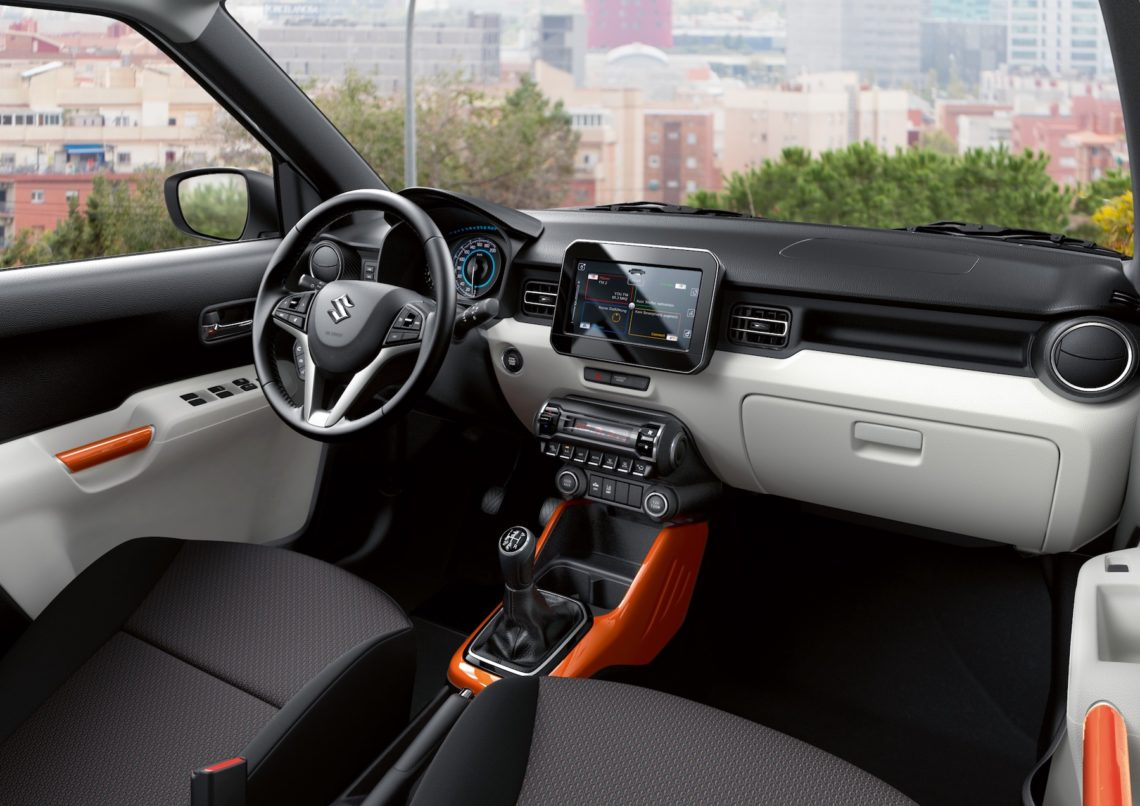 Der neue Suzuki Swift 4x4 (2017): schöner, leichter und mit vielen ...