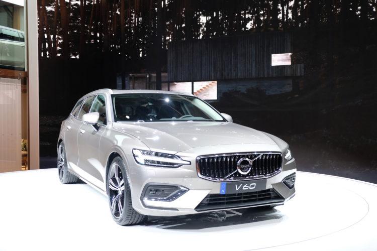 Der neue Volvo V60: Drei Motoren für ein Halleluja