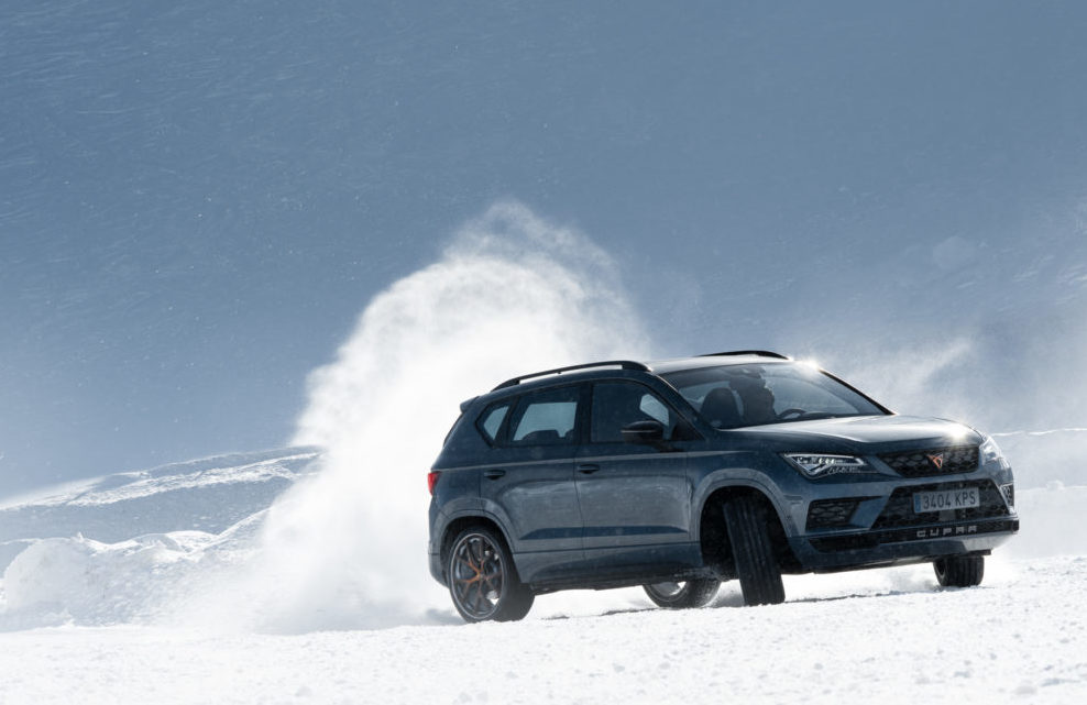 Cupra-Ateca-on-Ice-in-Andorra